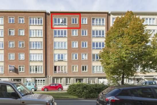 Ruim appartement met 3 slpk + ondergr. autostpl – Antwerpen
