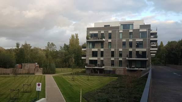 Recent gelijkvloers appartement met ruim terras – Lier