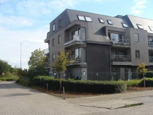 Zeer gezellig hoekappartement met 2 slpk + terras + ev. garagebox – Lier