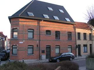 Ruim dakappartement met 4 slpkrs + terras – centrum Lier.