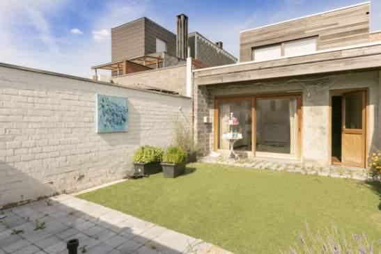 Moderne starterswoning met hobby-of bureelruimte – Kessel