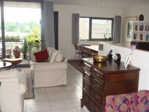 Modern appartement met terras, ondergr.autostaanpl + berging – Lier