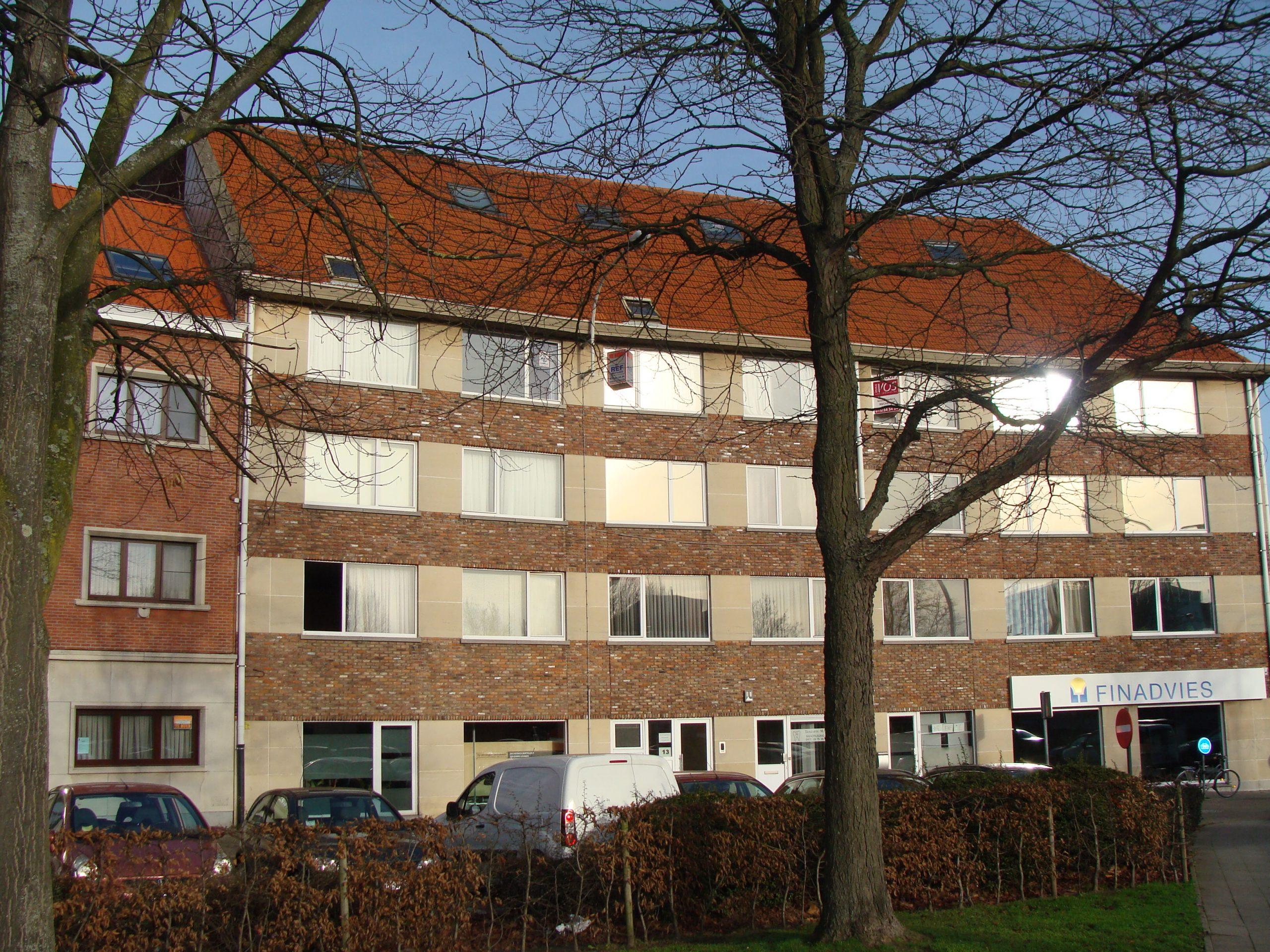 Kleine studio gelegen aan de kruidtuin – Mechelen