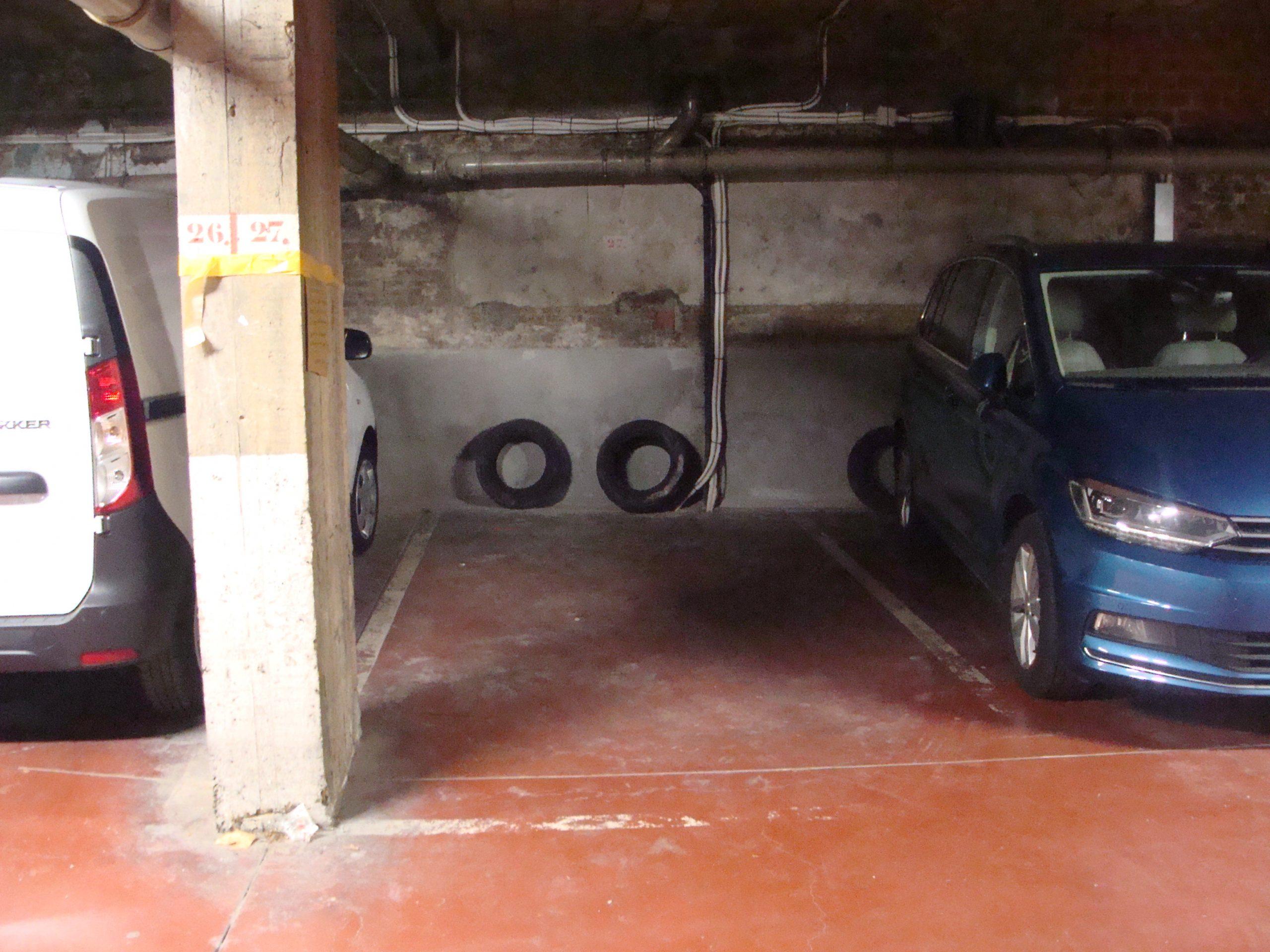 Ondergrondse autostaanplaats – Mechelen