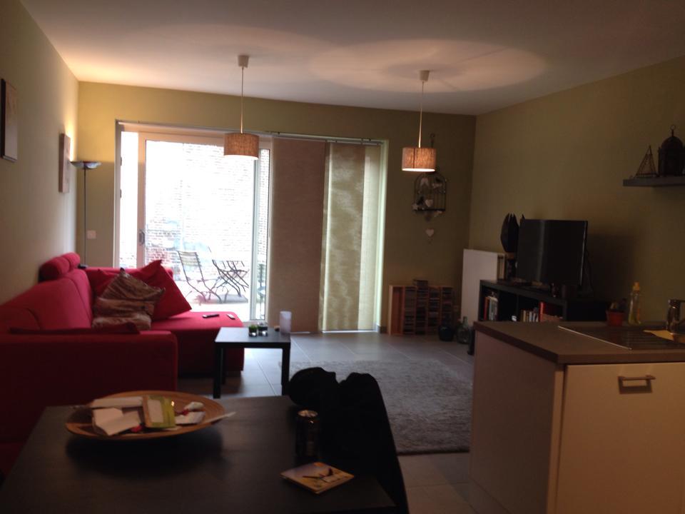 Gelijkvloers appartement met groot terras – Lier
