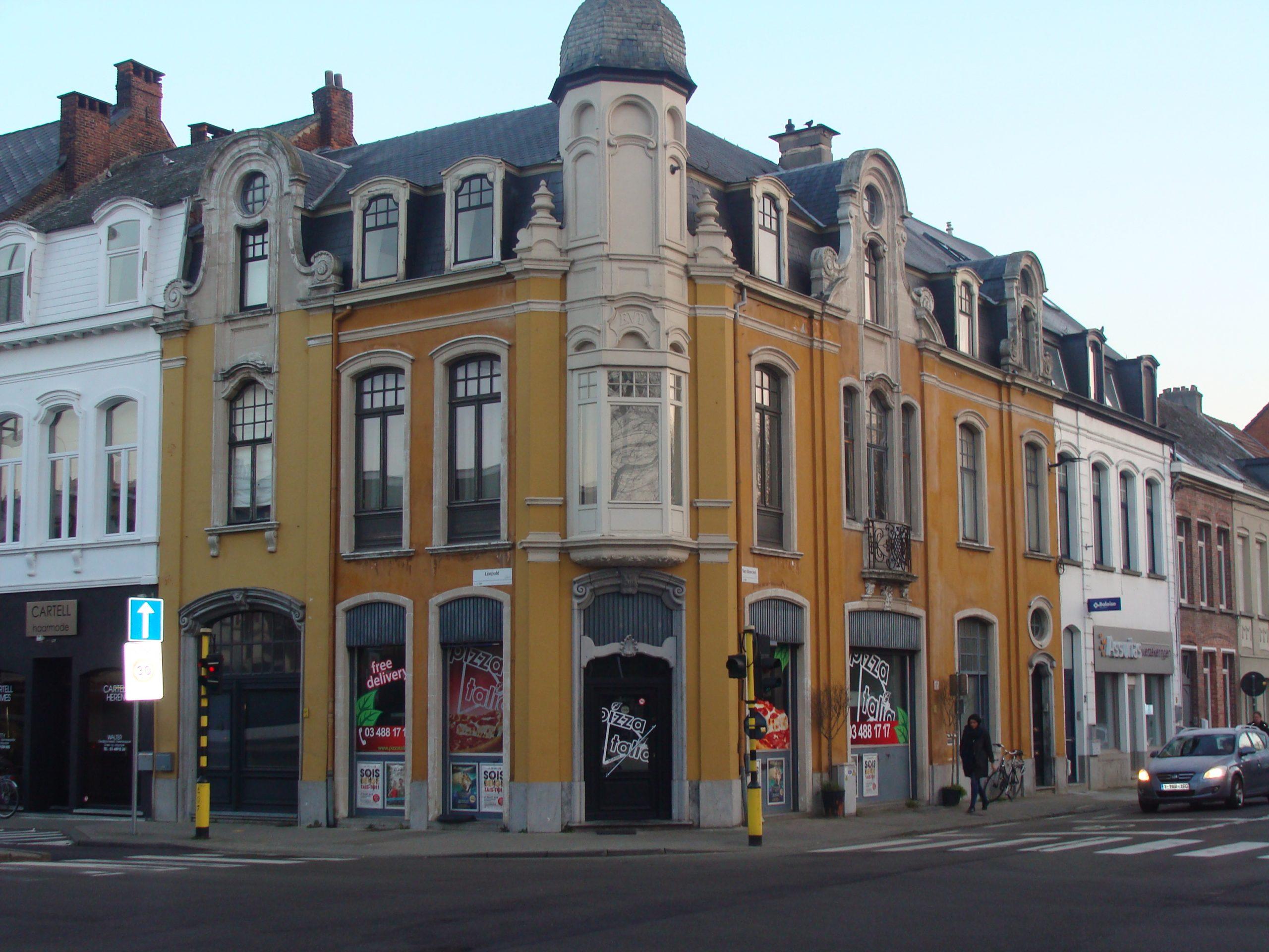 Duplex appartementje met 1 slpkr in centrum Lier.